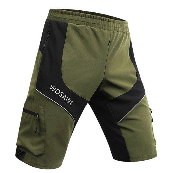 Chic Casual Multifunction Waterproof Outdoor Sports Cycling Shorts For Men