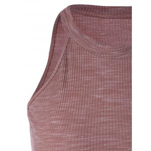 Fashionable Tight Pure Color Dress For Women -