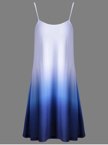 Trendy Fashion Ombre Cami Dress For Women