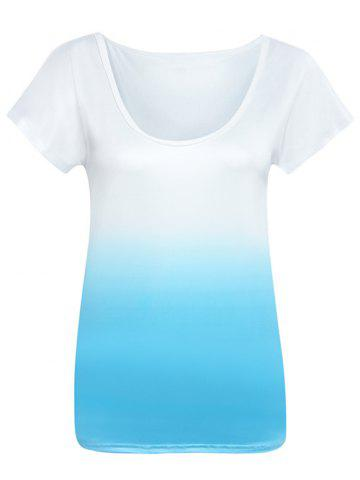 Hot Sea Breath Gradient Tee