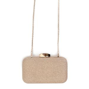 Golden Evening Bag - LIGHT GOLD