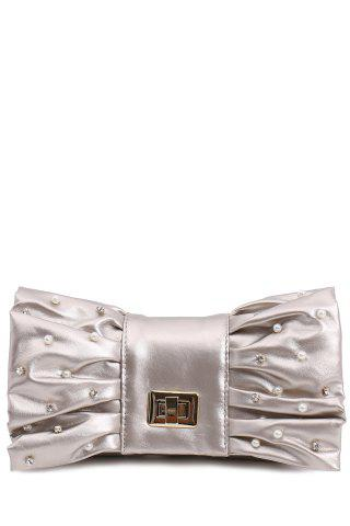 Chic Bowknot Evening Clutch