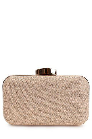 Shops Golden Evening Bag LIGHT GOLD