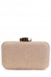 Golden Evening Bag -