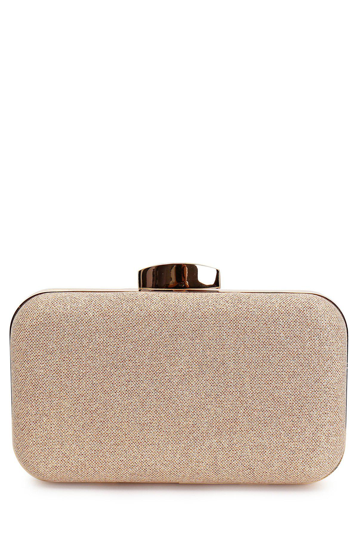 Shops Golden Evening Bag