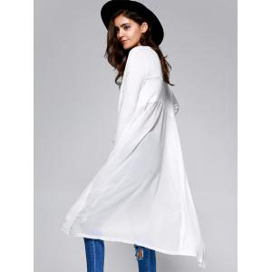 Simple Solid Color Long Sleeves Cardigan For Women -