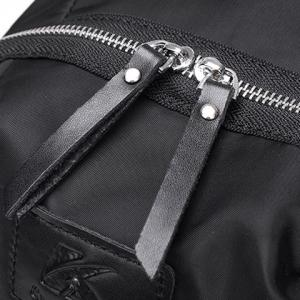 Fashion Nylon and Zip Design Satchel For Women -