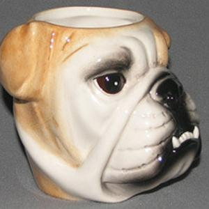 Fashionable Drinkware 3D Puppy Pattern Ceram Mug -