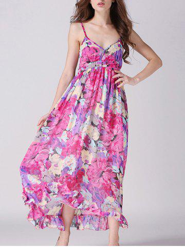 Buy Floral Print Beach Cami Dress