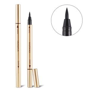 Stylish Double-End Smudge-Proof Waterproof Liquid Eyeliner Pencil Eyebrow Pencil -