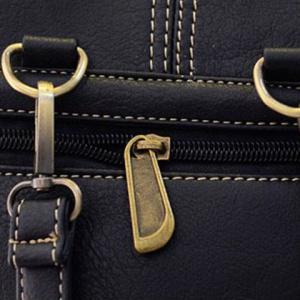 Stylish Metal and Stitching Design Backpack For Women -