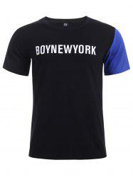 BoyNewYork Color Block T-Shirt