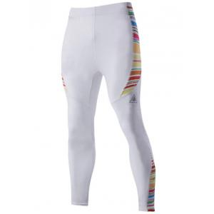 Quick-Dry Stripes Print Close-Fitting Elastic Waist Sports Pants For Men