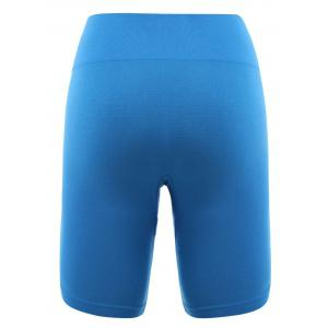 Skinny Sports Running Shorts -