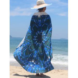Ethnic Totem Print Sarong Beach Throw -