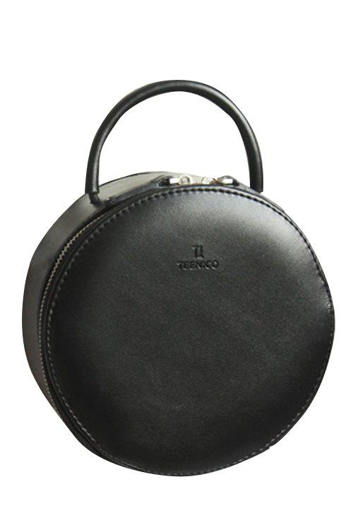 Online Round Shaped Tote Bag