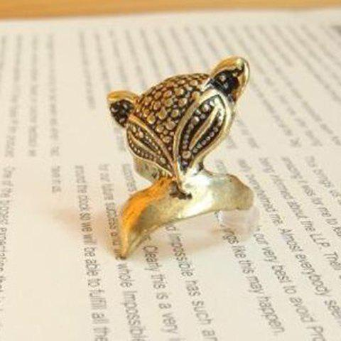 Latest Retro Style Lovely Fox Ring
