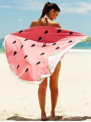 Watermelon Motif Couverture résistant Sun Up