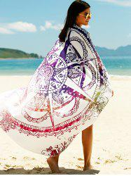 Women 's  Printed Sun Resistant Cover Up