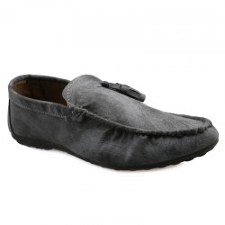 Simple Style Stitching and Tassels Design Casual Shoes For Men