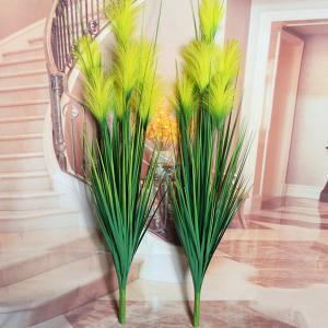 High Quality Home Party Decorative Fake Yellow Reed Artificial Flower