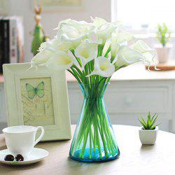 Home Table Decor 1Pcs Artificial Calla Flower -