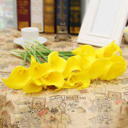 Home Table Decor 1Pcs Artificial Calla Flower