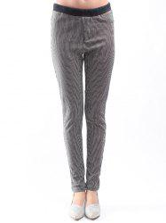 Skinny Striped Pants For Women -