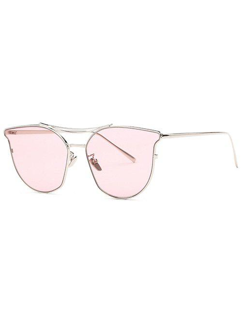 e6b259119d 2019 Stylish Full Frame Pilot Cat Eye Sunglasses