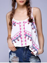 Women's Open Back Cami Top