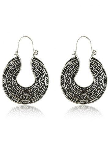 Shop Engraved Drop Earrings
