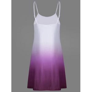 Fashion Ombre Cami Dress For Women -