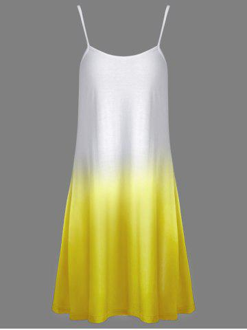 Fashion Fashion Ombre Cami Dress For Women