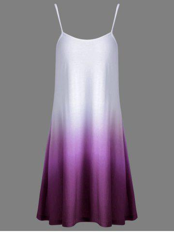 Hot Fashion Ombre Cami Dress For Women