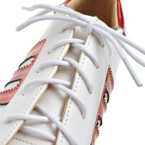 Leisure Stripes and Tie Up Design Athletic Shoes For Women -