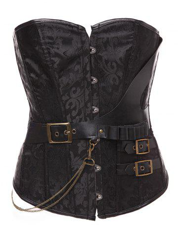 Corset With G String