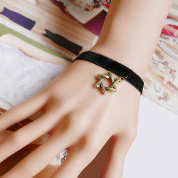 Vintage Hexagram Bracelet For Women