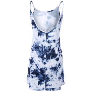 Tie Dye Summer Slip Dress -