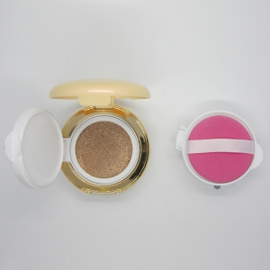 Stylish Flawless Nude Makeup Air Cushion BB Cream with Mirror and Puff -
