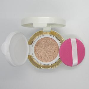 Stylish Flawless Nude Makeup Air Cushion CC Cream with Mirror and Puff -