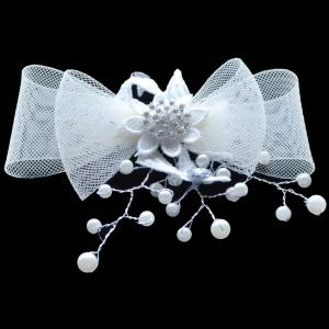 Gorgeous Bowknot Wedding Jewelry Hair Decoration -