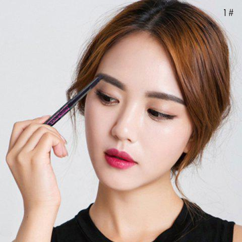 Buy Stylish Smoothly Waterproof Auto Rotation Eyebrow Pencil