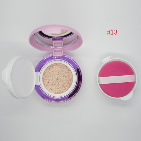 New Stylish Brighten Concealer Aloin Air Cushion BB Cream with Mirror and Puff