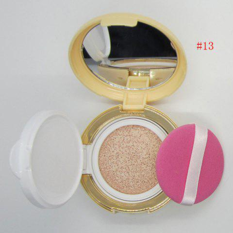 Cheap Stylish Flawless Nude Makeup Air Cushion BB Cream with Mirror and Puff