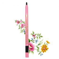 Stylish Smoothly Waterproof Rotary Automatic Eyebrow Pencil with Sharpener -