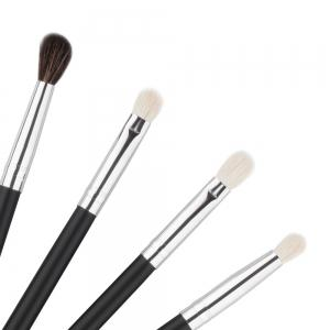 Stylish 4 Pcs Soft Wool Eye Makeup Brushes Set -