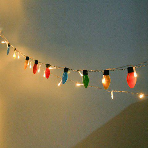 Store Graceful Birthday Christmas Party Supplies Colorful Felt Bulb - COLORFUL  Mobile