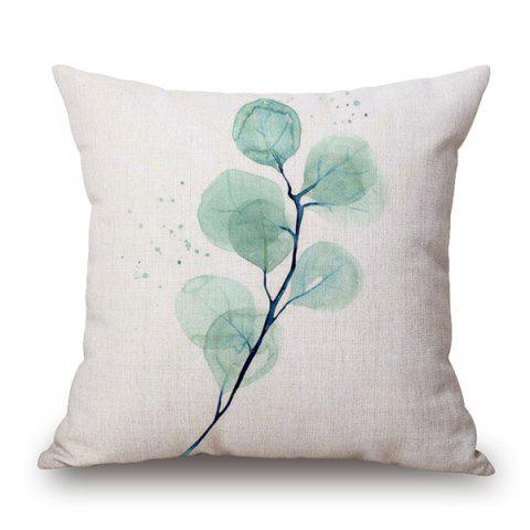 Outfits Tree Branch Printed Sofa Coshion Throw Pillow Case