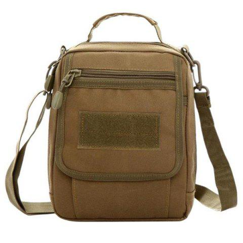 Fashion Stylish Camouflage Pattern and Canvas Design Satchel For Women