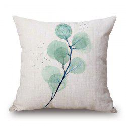 Tree Branch Printed Sofa Coshion Throw Pillow Case -